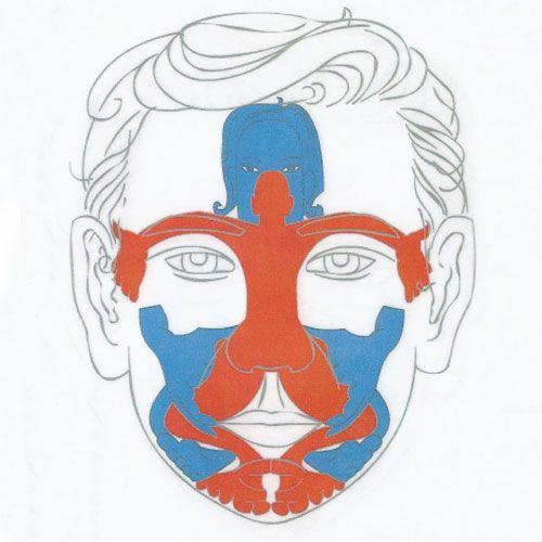 Gesichtsreflexzonenmassage